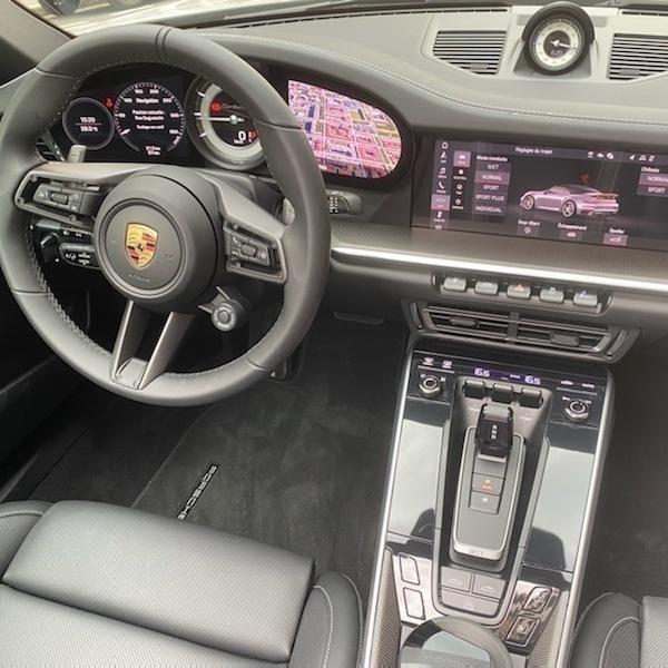 PORSCHE 911 992 TURBO S 650CV CABRIOLET